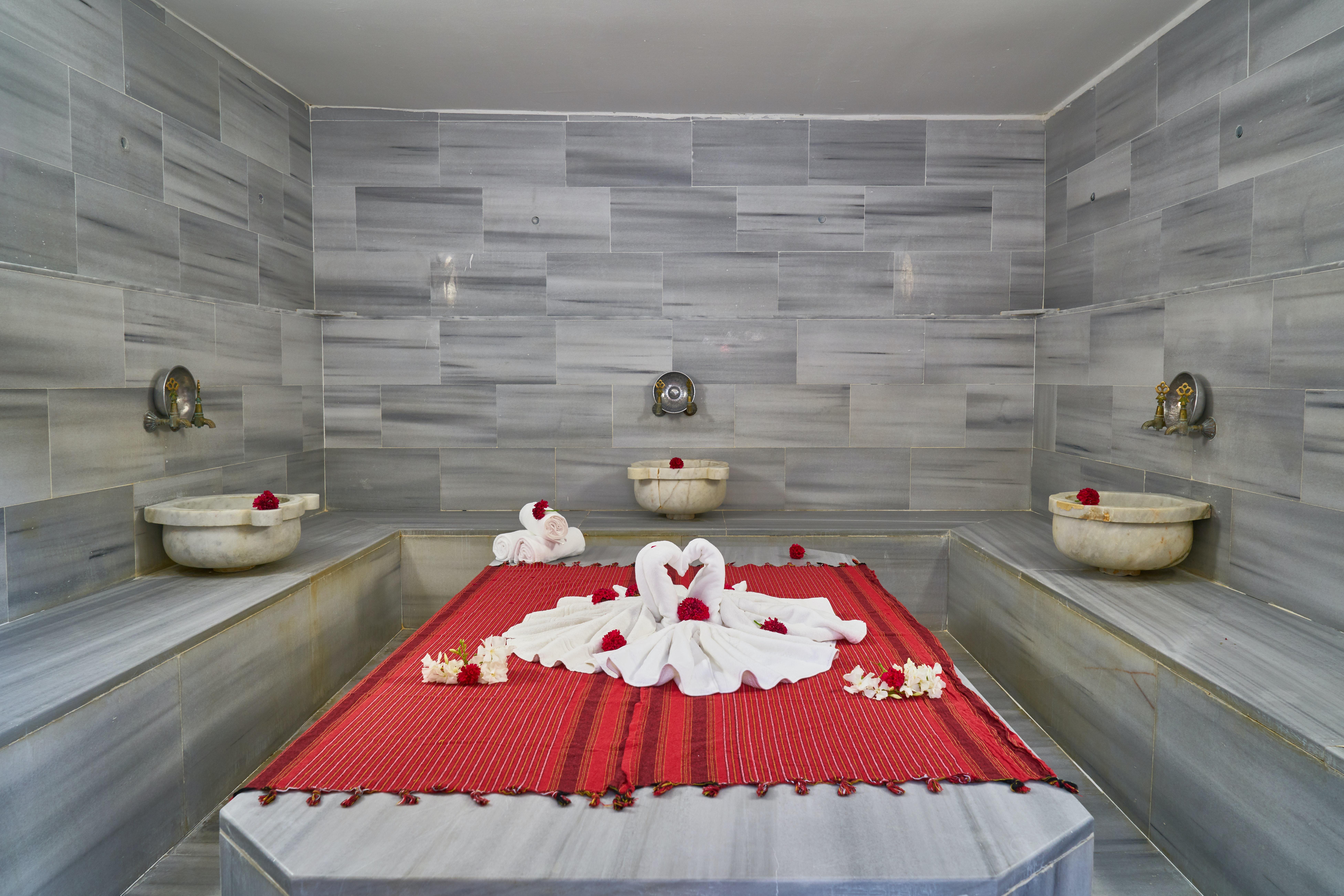 Professional Turkish Bath